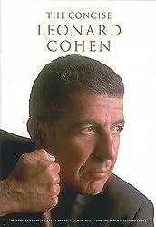 Partition : Leonard Cohen The Concise