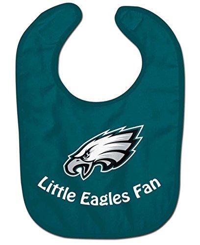 WinCraft NFL Philadelphia Eagles WCRA2049114 All Pro Baby Bib