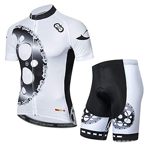 ZGRNB Short-sleeved cycling jerseys cycling unicycle sportswear cycling equipment