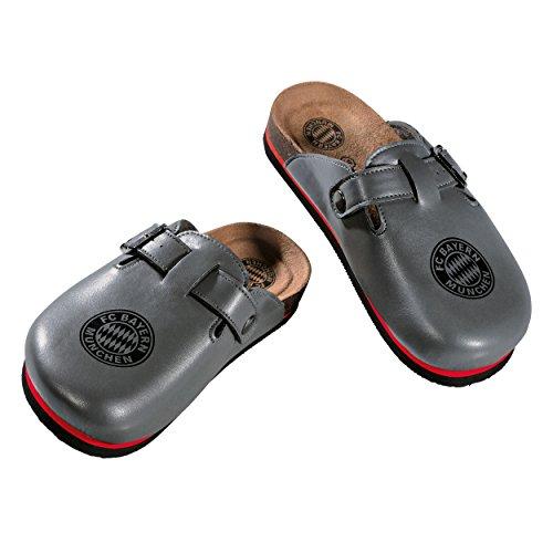 FC Bayern München Hausschuhe kompatibel + Sticker München Forever, Schuhe, Shoes, Chaussures, Zapatos, Schuh, FCB, 花园鞋 (33)