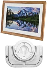Meural Canvas - Winslow Walnut Swivel Mount Frame Wall Mount