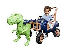 8. Little Tikes T-Rex Truck