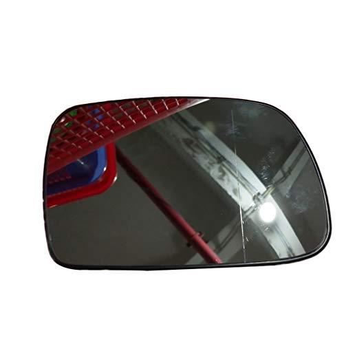 Censhaorme Reemplazo para Peugeot 307 2001-2008 Lado Derecho Exterior Espejo retrovisor Espejo retrovisor de Cristal