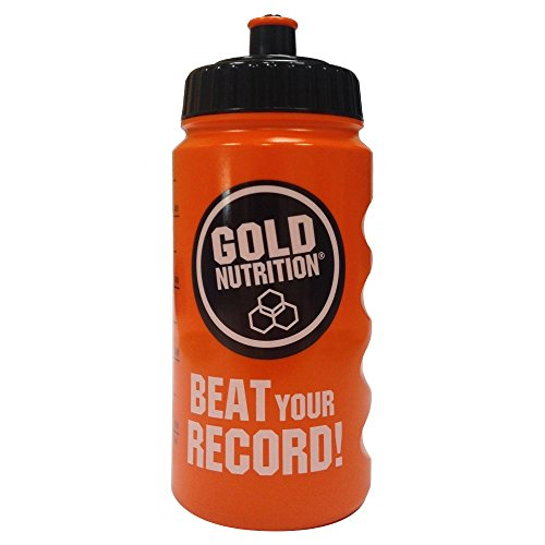 Bidon Naranja Gold Nutrition 500ml