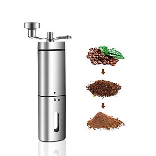 Allen Neue manuelle Kaffeemühle mit Upgrade - Handkaffeemühl