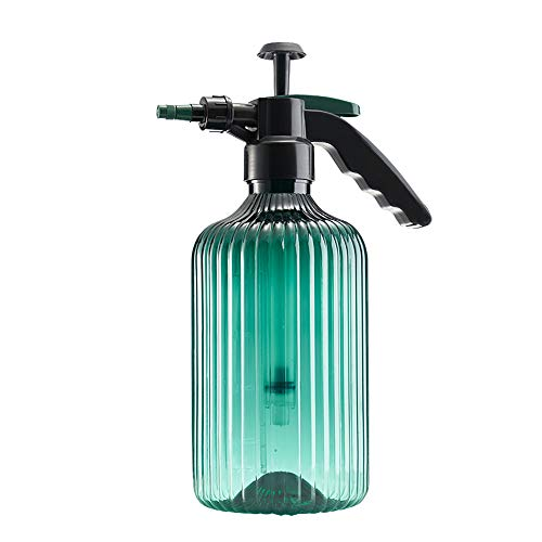 TFTREE 2L Pulvérisateur à pression Pulvérisateur à pression polyvalent pour jardin Pelouse arn pulvérisateur Mist Clear Spray Bottle Nettoyage domestique Désinfection-green