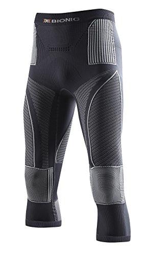 X-Bionic Man Acc Evo UW Pantalon pour Homme XXL Multicolore - Charcoal/Pearl Grey