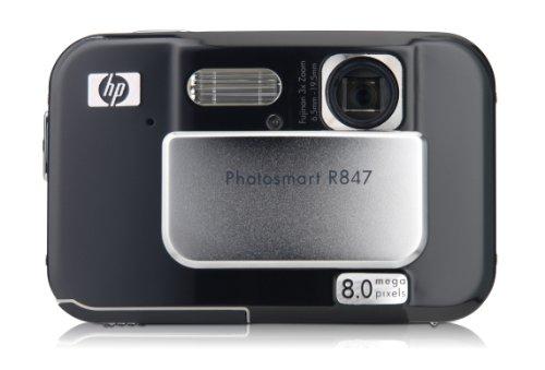 HP PhotoSmart R847 - Cámara Digital Compacta