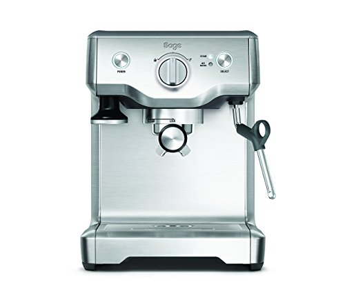 Sage BES810BSS the Duo Temp Pro Espresso Machine - Silver