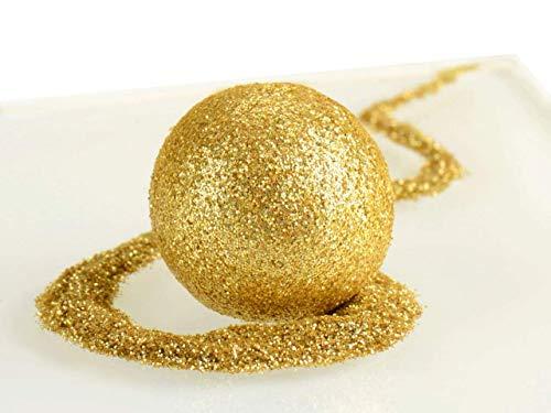 Taartdecoratie winkel glitterpoeder goud, 10gr.