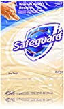 Safeguard Antibacterial Deodorant Soap Beige 16 oz, 4 bars (Pack of 2) antibacterial soaps May, 2021