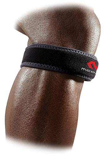 McDavid Knee Support Strap Band, Pain Relief, Patella Tendon Support, Tendonitis, Jumpers Knee Brace, Runners Knee, Adjustable for Men & Women