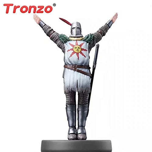 Tronzo Game Dark Souls Solaire of Astora Sun Warrior PVC Action Figure Modèle Jouets Dark Souls Remastered Solaire Figurine Gifts