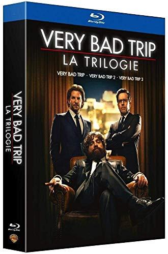 Very Bad Trip - Coffret Trilogie [Blu-ray]