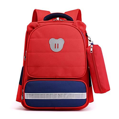 SONGXZ Cute Animal Children Backpack School Bag Lightening Backpack Plush Backpack Kindergarten Backpack