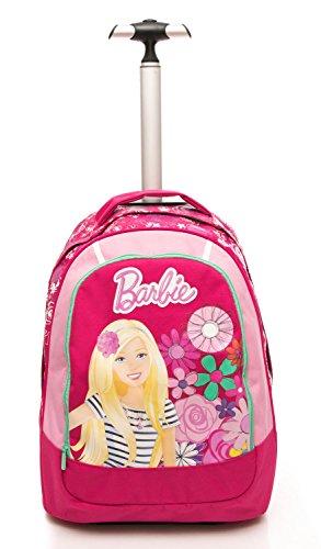 Barbie - Trolley Scuola, Bambina, Spallacci a...