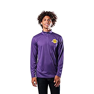 ULTRA GAME NBA APPAREL: Officially Licensed by The NBA (National Basketball Association), Ultra-Game NBA by UNK features innovative designs with forward thinking graphics and textures. COMFORTABLE FIT: Soft & lightweight performance material and quar...