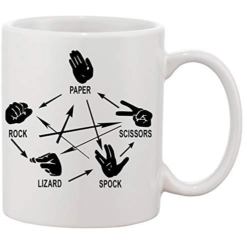 Tasse mit Spruch - Modell