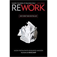 [By Jason Fried ] Rework (Hardcover)【2018】by Jason Fried (Author) (Hardcover)