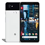 Google Pixel 2 XL (128GB, 4GB) 6.0', IP67 Water Resistant, 12.2MP 4K Camera,...