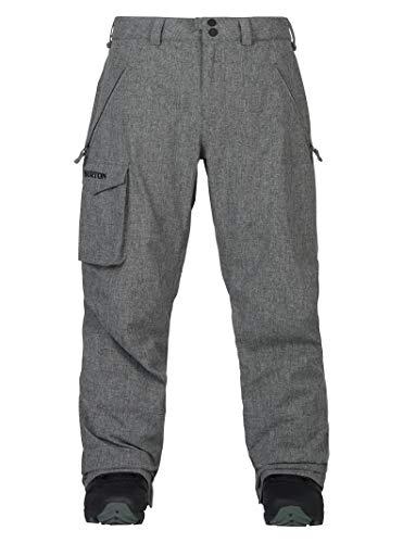 Burton Men's Covert Pant, Bog Heather, Medium