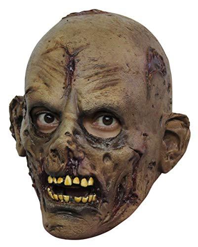 Horror-Shop Zombie Maske Michael