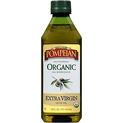 Pompeian Organic Extra Virgin Olive Oil 16 fl oz