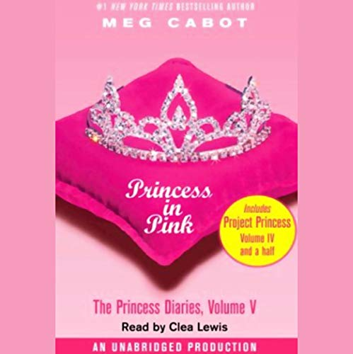 Princess in Pink cover art