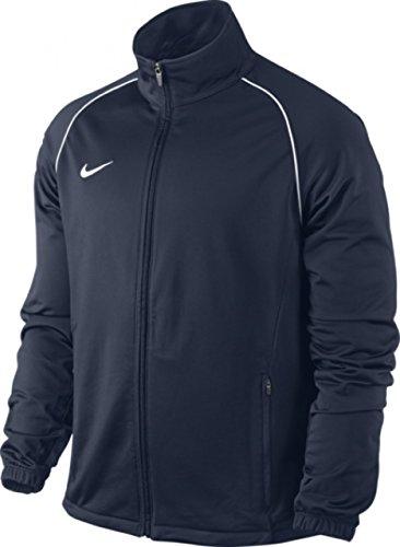 Nike Herren Jacket Found 12 Poly Jacke, Obsidian/White, L
