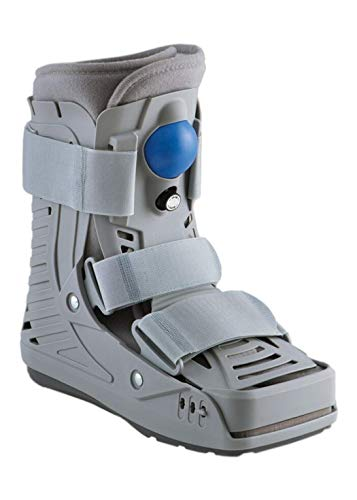 United Ortho 360 Air Walker Ankle Fracture Boot - Medium, Grey - 16115