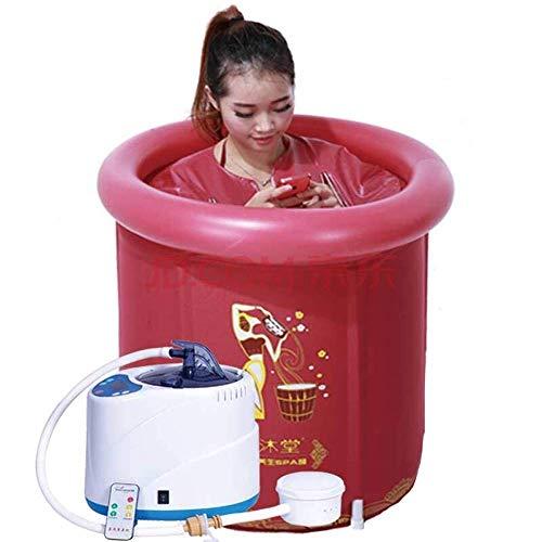 Productos para el hogar Cama Plegable Fácil Almacenamiento Sauna infrarrojo portátil Plegable Personal para el hogar para la relajación y la pérdida de Peso