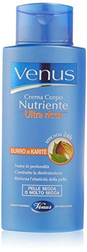 crème pour le corps fluida nutritif ultra ricca 250 ml