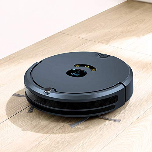 Find Bargain INSN Robot Vacuum Cleaner Robotic Vacuum,Visual Map,Remote Control and Mobile APP Contr...