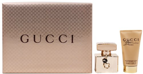Gucci Premiere Geschenkset femme/woman, Eau de Parfum Vaporisateur/Spray 30 ml, Bodylotion 50 ml, 1er Pack (1 x 80 ml)