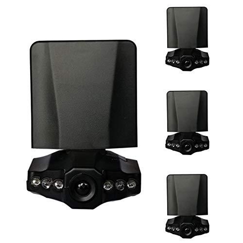DHTENG Dash CAM DVR Cámara De Coche Grabadora De Cámaras De 270 Grados Rotatable Dash Cámara Video Recorder Cámara DVR Cámara (Color Name : No)
