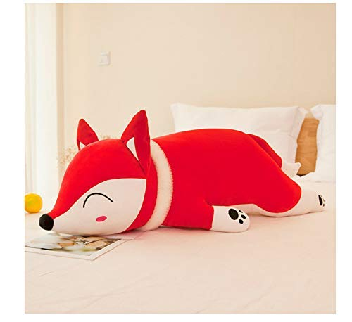 Knuffels Kawaii Dolls knuffeldieren for Girls Kinderen Boys Toys Plush Pillow Fox Knuffels Soft Toy Doll 35cm