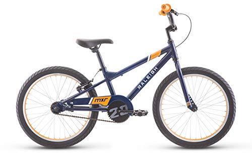"""Raleigh Bikes MXR 12/16/20"""" Wheel Kids Bike, Blue"""