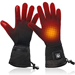 7 Best Heated Gloves of 2020 - Electric and Battery-Heated Gloves 14