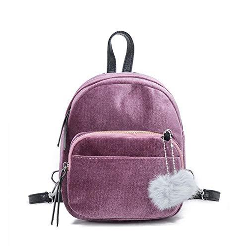YDZ Corduroy rugzak kleine schooltas dames kleine schoudertassen