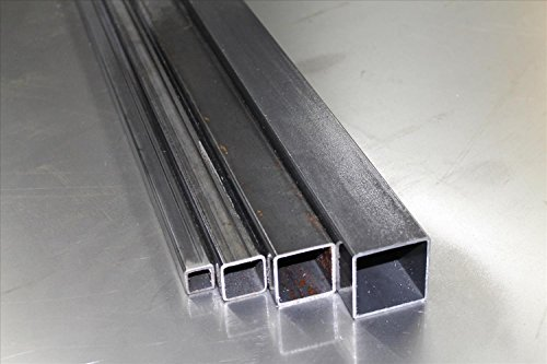 30x30x2-2000mm Vierkantrohr Quadratrohr Stahl Profilrohr Stahlrohr