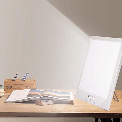 Blossomer-homeland Timing SAD Phototherapie Lichter EU Plug Phototherapie Energy Lights Tageslicht Vollspektrum Dimmen LED Bionic Sun Lights