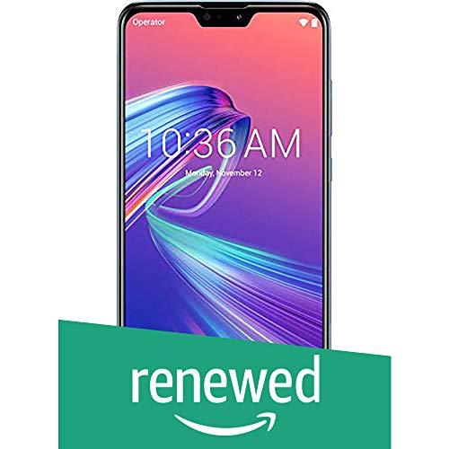 (Renewed) Asus Zenfone Max Pro M2 (Blue, 3GB RAM, 32GB Storage)