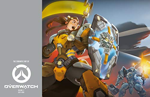 The Cinematic Art of Overwatch, Volume Two: 2
