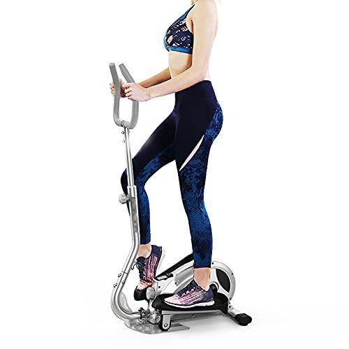 HXXXIN Elíptica Stepper Home Stepper Equipo Deportivo Mute Pedal Machine Running Fitness Equipment Stepper