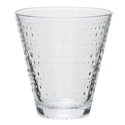 [ イッタラ ] iittala カステヘルミ タンブラー ペア グラス 2個セット 300mL 北欧 ガラス Kastehelmi Tumbler 1018763 クリア Clear フィンランド コップ 食器 [並行輸入品]