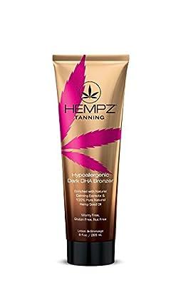 Hempz Dark DHA Bronzer