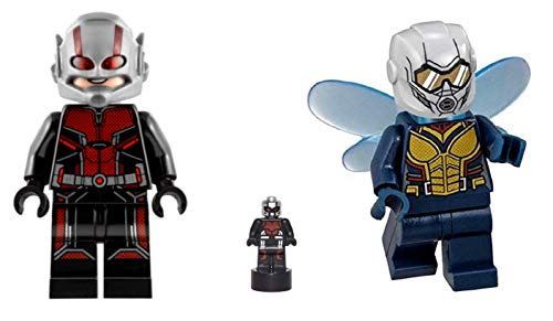 LEGO Super Heroes: Ant Man, Wasp and Micro Ant Man