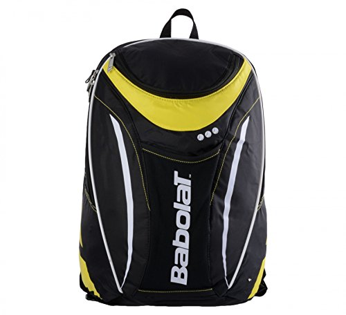 Babolat Club Line Backpack (Black/Yellow)
