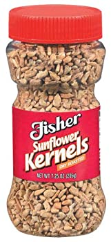 Fishers Sunflower Kernels Dry Roasted 7.25 oz - Single Container
