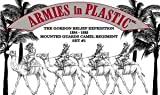 Armies In Plastic Egypt and Sudan - Gordon Relief Expedition Camel Corps Mounted Guard Set #1: 8 Piece Set of 54mm Plastic Army Men Figures - 1:32 Scale by